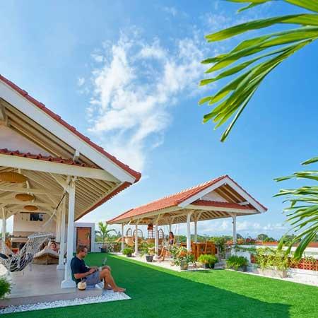 Coworking Space di Bali - Livit Hub Bali