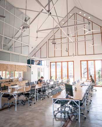 Coworking Space di Bali - Outpost Bali