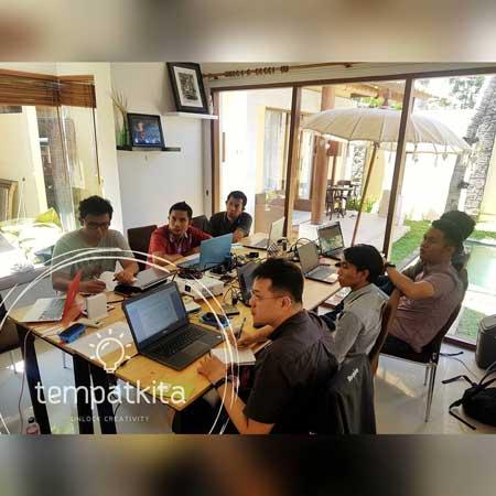 Coworking Space di Bali - TempatKita Bali