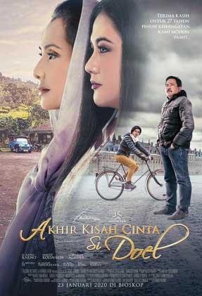 Daftar Film Rano Karno Terbaik - Akhir Kisah Cinta Si Doel (2020)