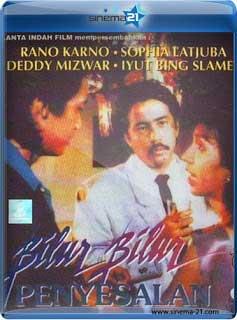 Daftar Film Rano Karno Terbaik - Bilur-bilur Penyesalan (1987)