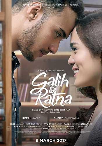 Daftar Film Rano Karno Terbaik - Galih dan Ratna (2017)