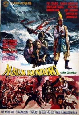 Daftar Film Rano Karno Terbaik - Malin Kundang (1971)