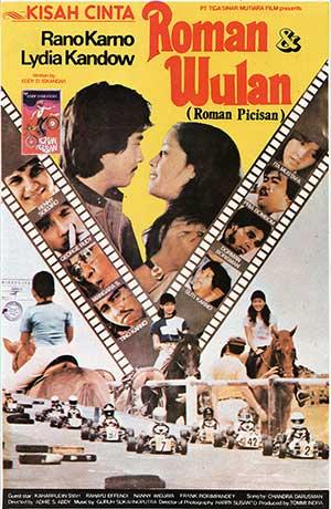 Daftar Film Rano Karno Terbaik - Roman Picisan (1980)