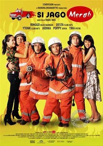 Daftar Film Rano Karno Terbaik - Si Jago Merah (2008)