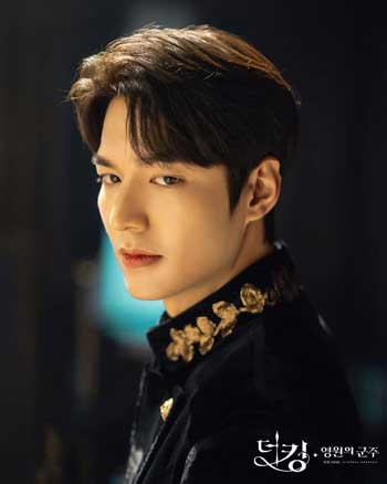 Daftar Pemain Drama Korea The King Eternal Monarch - Lee Min Ho