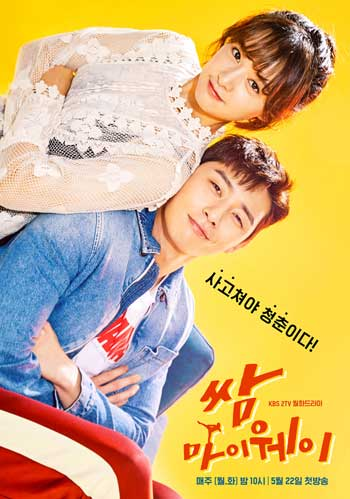 Drama Korea Tentang Persahabatan - Fight For My Way (2017)