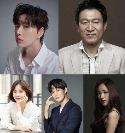 Drama Korea Terbaru Yang Tayang Bulan Mei 2020 - Old School Intern