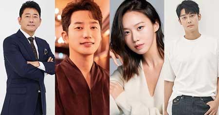 Drama Korea Terbaru Yang Tayang Bulan Mei 2020 - Wind, Clouds and Rain