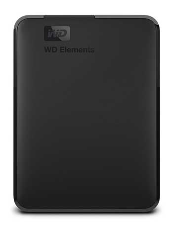 Hardisk Eksternal Terbaik - Western Digital WD Element Hard disk External 1TB