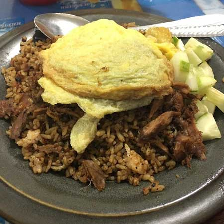 Jenis Nasi Goreng Yang Ada di Indonesia - Nasi Goreng Abu