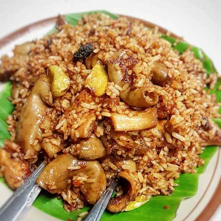 Jenis Nasi Goreng Yang Ada di Indonesia - Nasi Goreng Babat