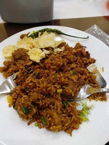 Jenis Nasi Goreng Yang Ada di Indonesia - Nasi Goreng Daus Banda Aceh