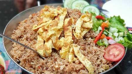 Jenis Nasi Goreng Yang Ada di Indonesia - Nasi Goreng Jancuk