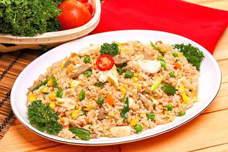 Jenis Nasi Goreng Yang Ada di Indonesia - Nasi Goreng Jawa