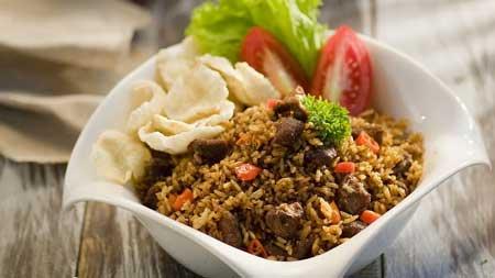Jenis Nasi Goreng Yang Ada di Indonesia - Nasi Goreng Kambing