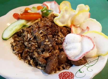 Jenis Nasi Goreng Yang Ada di Indonesia - Nasi Goreng Kebuli