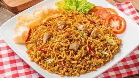 Jenis Nasi Goreng Yang Ada di Indonesia - Nasi Goreng Mawut