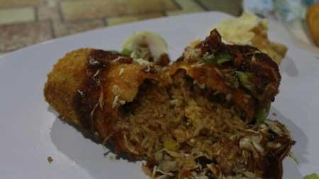 Jenis Nasi Goreng Yang Ada di Indonesia - Nasi Goreng Montok Jambi