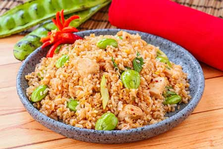 Jenis Nasi Goreng Yang Ada di Indonesia - Nasi Goreng Pete