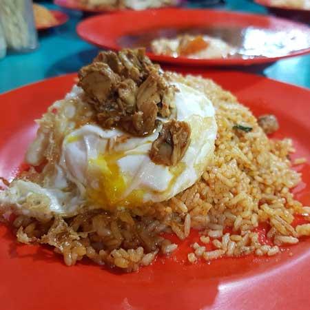 Jenis Nasi Goreng Yang Ada di Indonesia - Nasi Goreng Semalam Suntuk Medan