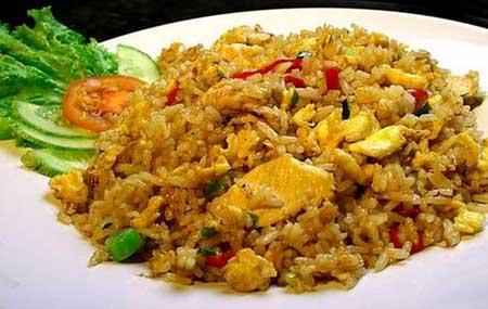 Jenis Nasi Goreng Yang Ada di Indonesia - Nasi Goreng Sunda