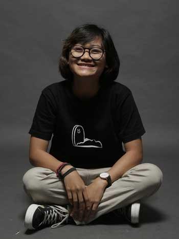 Komika Wanita Indonesia Terlucu - Aci Resti