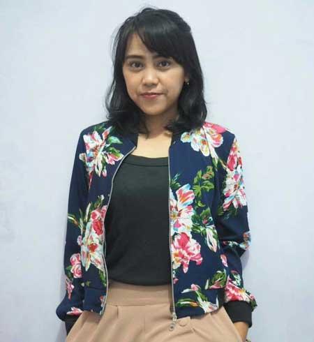 Komika Wanita Indonesia Terlucu - Nury Zhafira