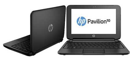 Laptop Murah Dengan Kualitas Terbaik Dibawah 3 Juta - HP Pavilion 10-F001AU