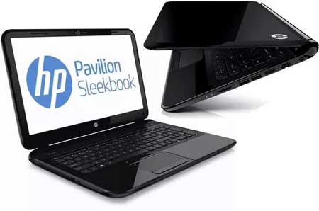 Laptop Murah Dengan Kualitas Terbaik Dibawah 3 Juta - HP Pavilion Sleekbook 14-B008AU
