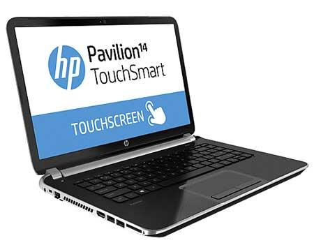 Laptop Murah Dengan Kualitas Terbaik Dibawah 3 Juta - HP Pavilion Touchsmart TS 10-e017AU