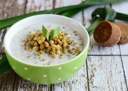 Menu Wajib Buka Puasa Di Indonesia - Bubur Kacang Hijau