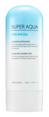 Merk Peeling Gel Terbaik - Missha Super Aqua Peeling Gel