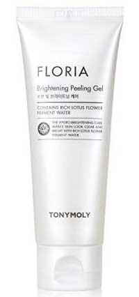 Merk Peeling Gel Terbaik - Tony Moly Floria Brightening Peeling Gel
