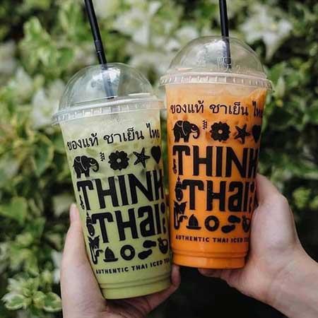 Minuman Kekinian Yang Lagi Hype - Thai Tea