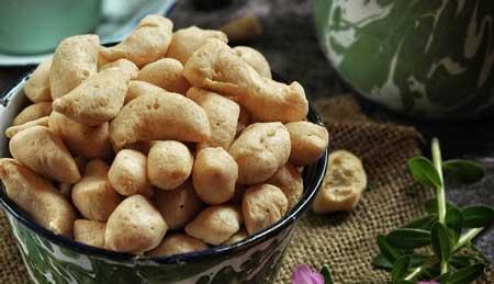 Nama Makanan Indonesia Yang Lucu - Kue Macan