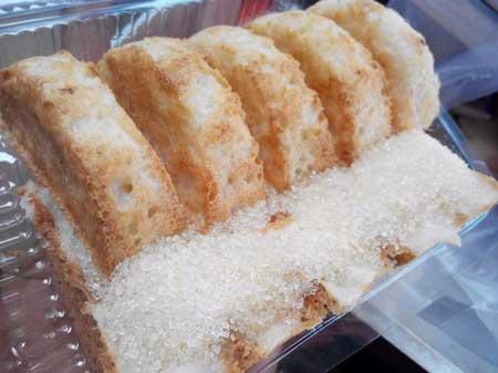Nama Makanan Indonesia Yang Lucu - Kue Pancong