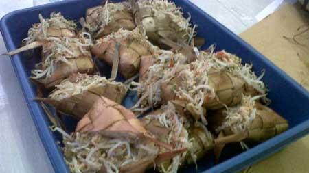 Nama Makanan Indonesia Yang Lucu - Kupat Jembut