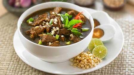 Nama Makanan Indonesia Yang Lucu - Rawon Setan
