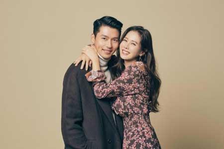Pasangan Drama Korea Yang Paling Serasi - Hyun Bin dan Son Hye Jin