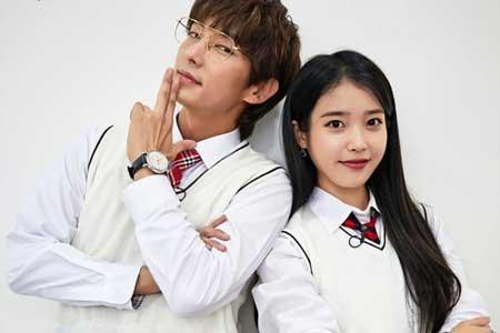 Pasangan Drama Korea Yang Paling Serasi - IU dan Lee Jun Ki