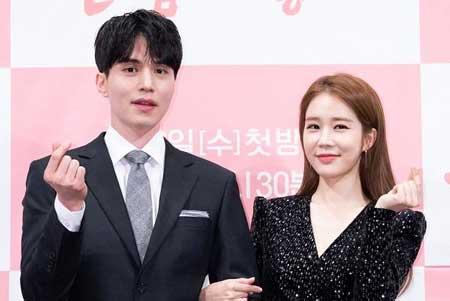Pasangan Drama Korea Yang Paling Serasi - Lee Dong Wook dan Yoo In Na