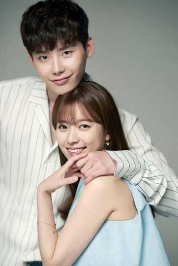 Pasangan Drama Korea Yang Paling Serasi - Lee Jong Suk dan Han Hyo Joo