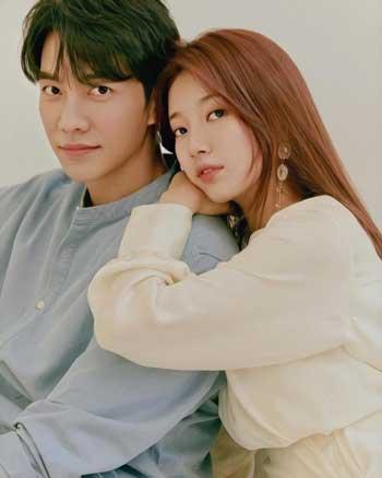 Pasangan Drama Korea Yang Paling Serasi - Lee Seung Gi dan Bae Suzy
