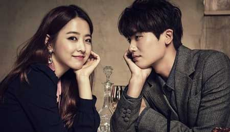 Pasangan Drama Korea Yang Paling Serasi - Park Bo Young dan Park Hyung Sik