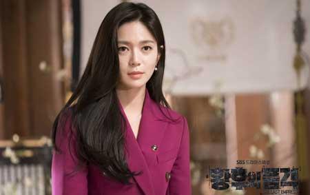 Pemeran Antagonis Drama Korea Yang Paling Ngeselin - Min Yu Ra