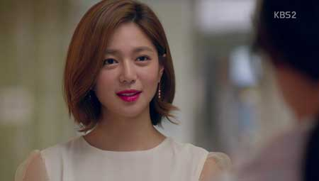 Pemeran Antagonis Drama Korea Yang Paling Ngeselin - Park Hye Ran