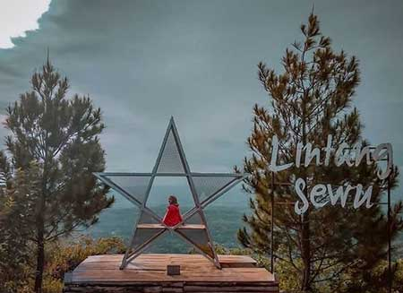Tempat Wisata Alam Terbaik Di Jogja - Bukit Lintang Sewu