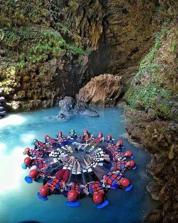 Tempat Wisata Alam Terbaik Di Jogja - Goa Kalisuci