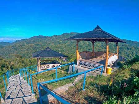 Tempat Wisata Alam Terbaik Di Jogja - Green Village Gedangsari